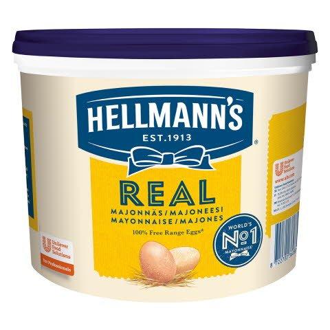 Hellmann's Real Majones 10kg