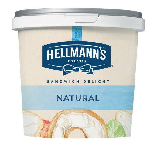 Hellmann's Sandwich Delight Naturell 1,5kg -