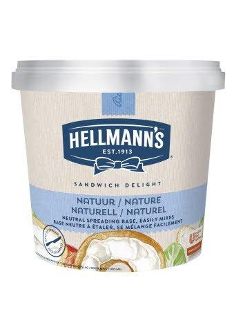 Hellmann's Sandwich Delight Naturell 1L (erst. av EPD: 5371083) -