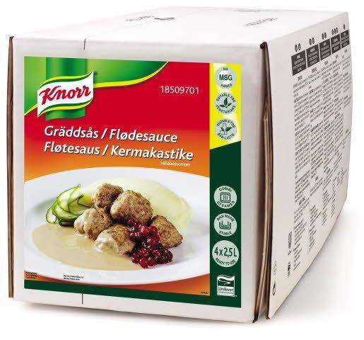 Knorr 100% Fløtesaus 2,5L