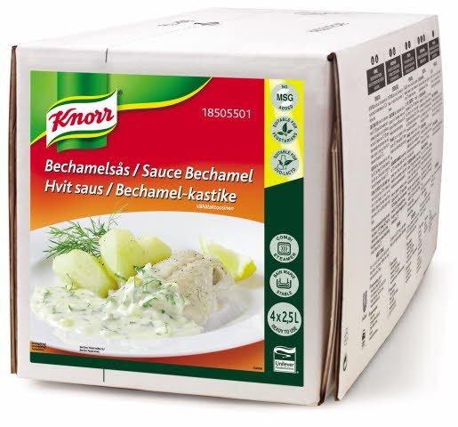 Knorr 100% Hvit Saus (Bechamelsaus) 2,5L