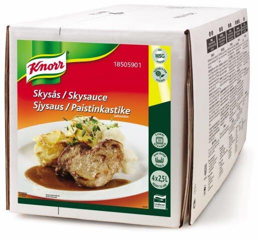 Knorr 100% Sjysaus 2,5L