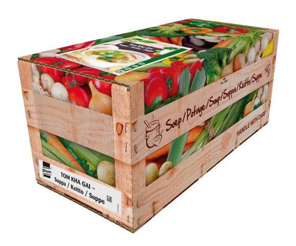 Knorr 100% Tom Kha Gai Soup 2,4L (erst. av EPD 5109368 nov18)