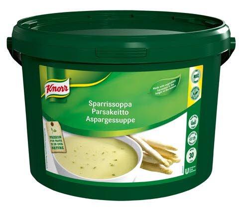 Knorr Aspargessuppe 30L