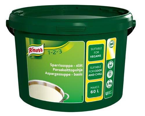 Knorr Aspargessuppe basis 60L