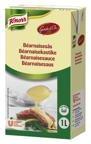 Knorr Bearnaisesaus 1L -