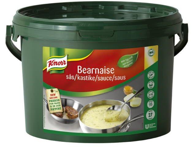 Knorr Bearnaisesaus 27L -