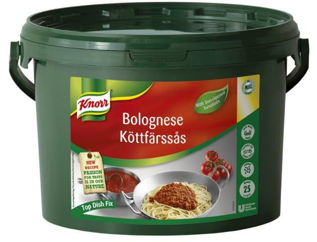 Knorr Bolognesesaus 25L -