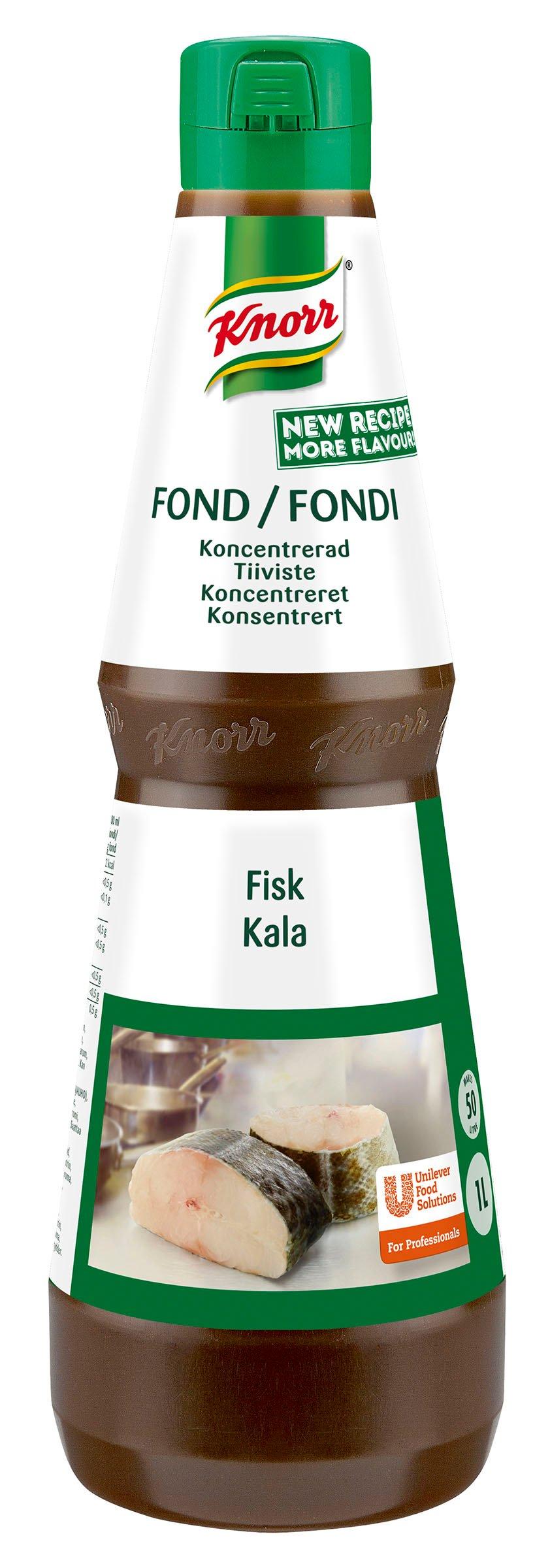 Knorr Fiskefond konsentrat 50L