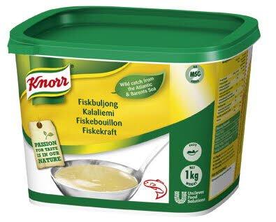 Knorr Fiskekraft pasta 1kg