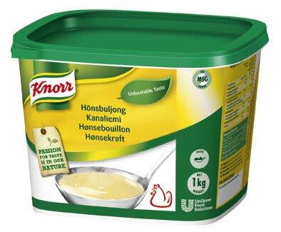 Knorr Hønsekraft pasta 1kg -