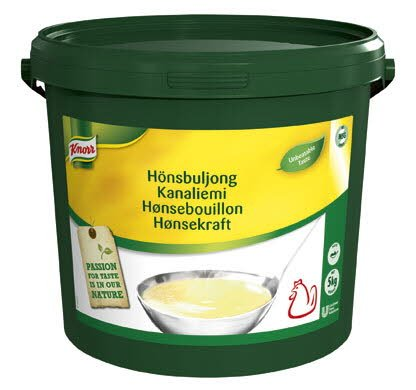 Knorr Hønsekraft pasta 5kg