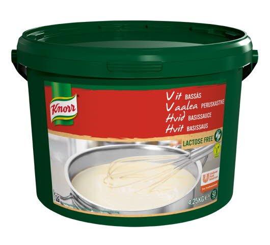Knorr Hvit basissaus (uten melk) 50L