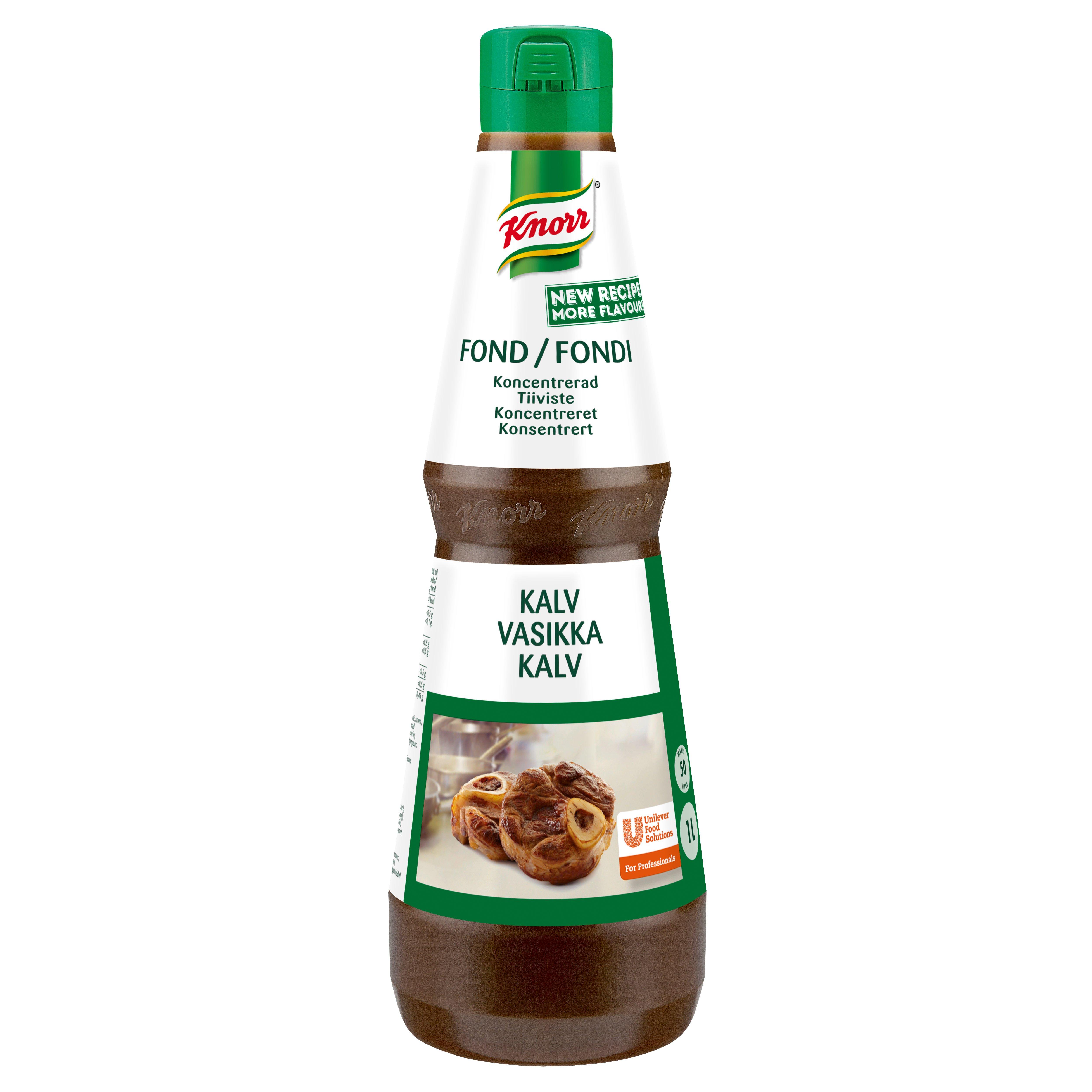 Knorr Kalvefond konsentrat 50L