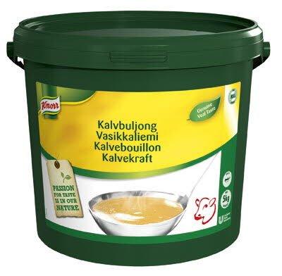 Knorr Kalvekraft pasta 5kg