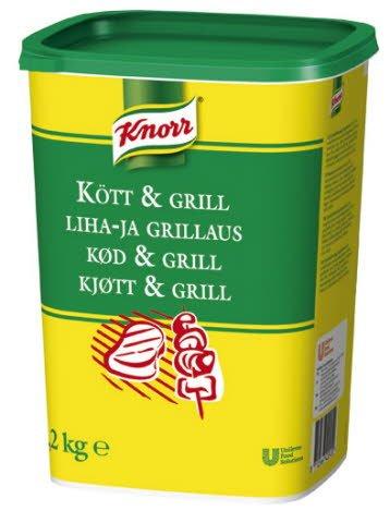 Knorr Kjøtt & Grill 1,2 kg