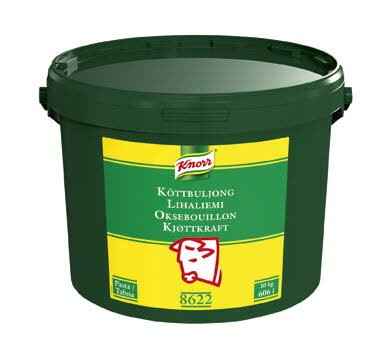 Knorr Kjøttkraft pasta 10kg