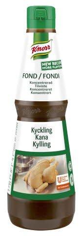 Knorr Kyllingfond konsentrat 50L