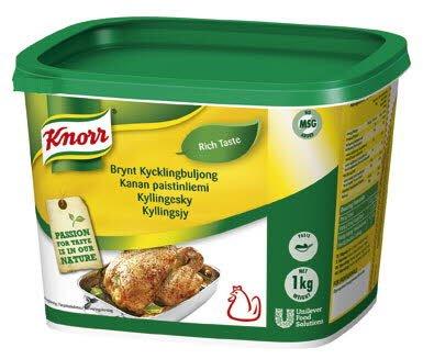 Knorr Kyllingsjy pasta 40L