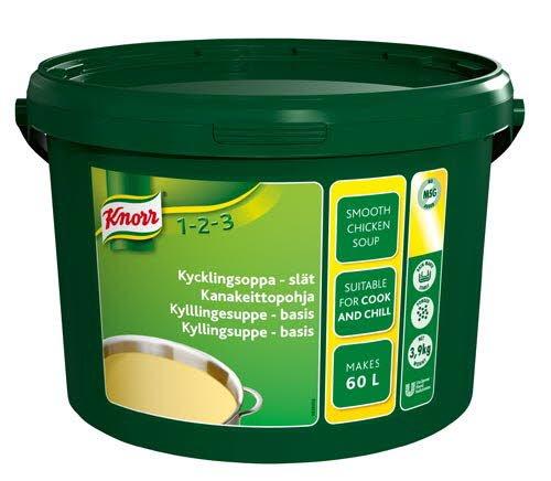 Knorr Kyllingsuppe basis 60L