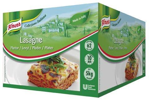 Knorr Lasagneplater 5kg -