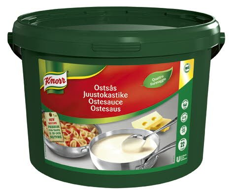 Knorr Ostesaus 22L