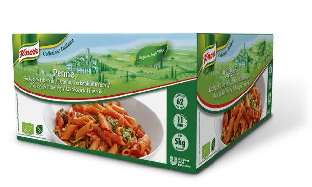 Knorr Penne Økologisk 3kg