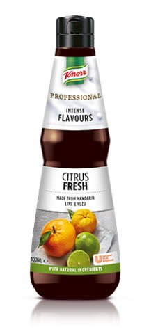 Knorr Professional Citrus Fresh