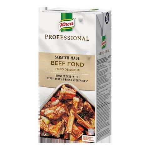 Knorr Professional Fond Okse 1L