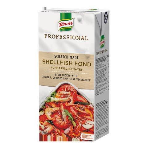 Knorr Professional Fond Skalldyr 1L