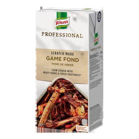 Knorr Professional Fond Vilt 1L