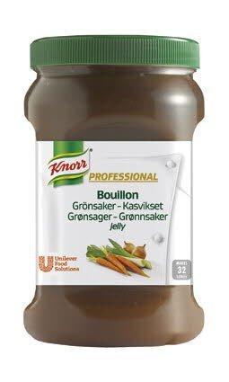 Knorr Professional Grønnsaksbuljong 32L