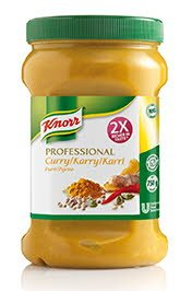 Knorr Professional Karri Puré 750g