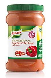 Knorr Professional Paprika Puré 750g - delistet!