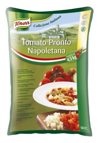 Knorr Pronto tomatsaus (pose) 3kg - Delistet! -
