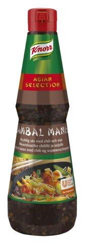 Knorr Sambal Manis (chili/soya) 1L