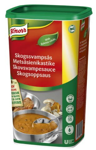 Knorr Skogsoppsaus 6L