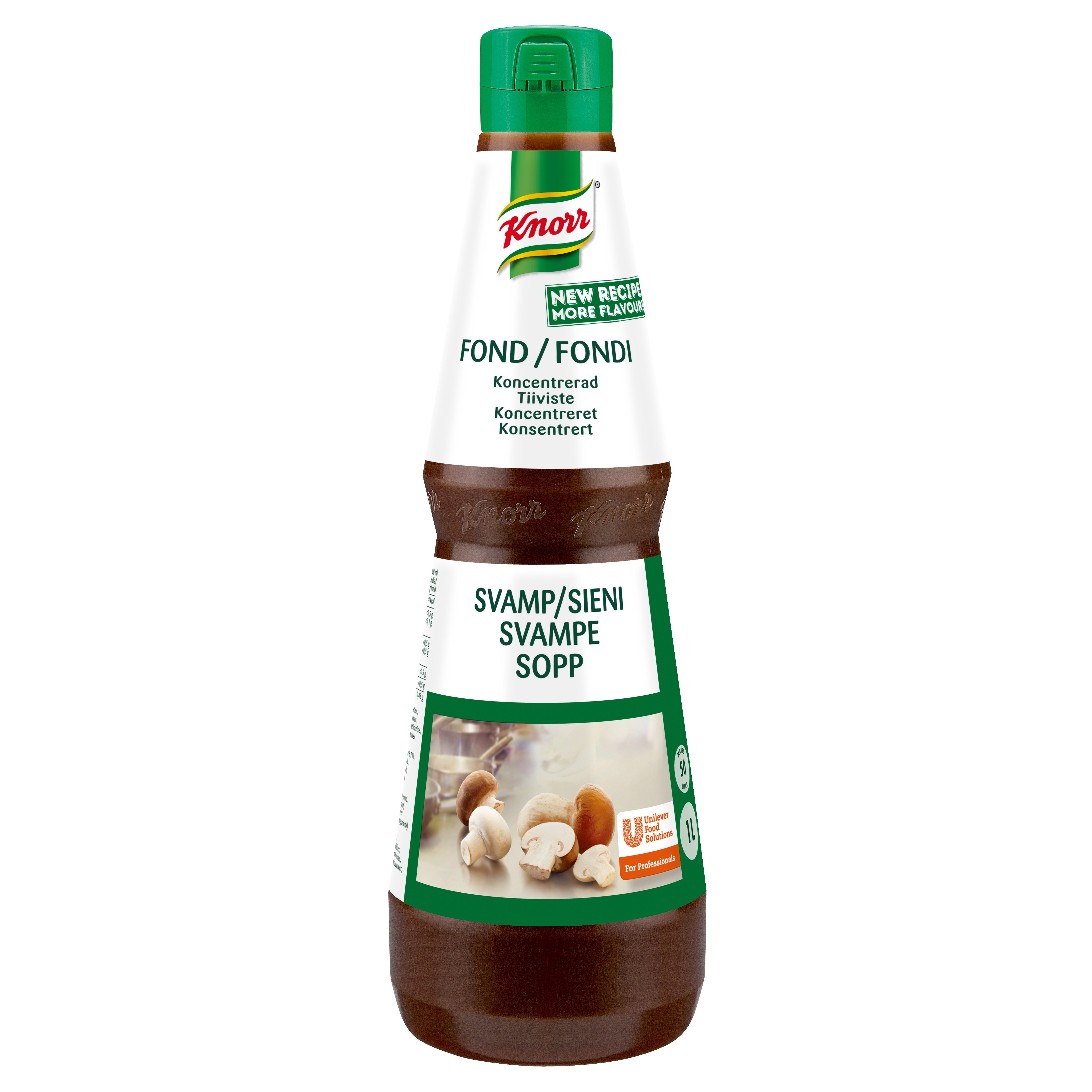 Knorr Soppfond konsentrat 50L -