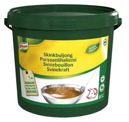 Knorr Svinekraft pasta 5kg