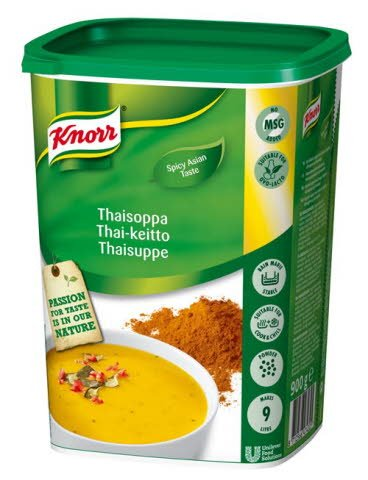 Knorr Thaisuppe 9L
