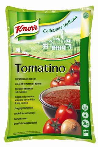 Knorr Tomatino tomatsaus (pose) 3kg