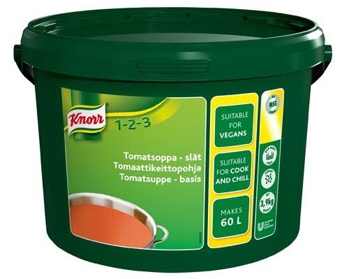 Knorr Tomatsuppe basis 60L