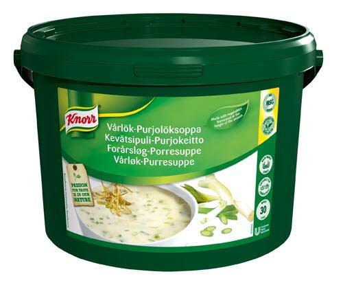 Knorr Vårløk og Purresuppe 30L