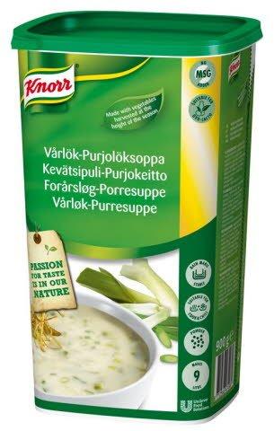 Knorr Vårløk og Purresuppe 9L - delistet -