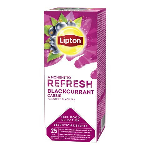 Lipton Blackcurrant 25ps