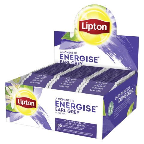 Lipton Earl Grey te 100ps