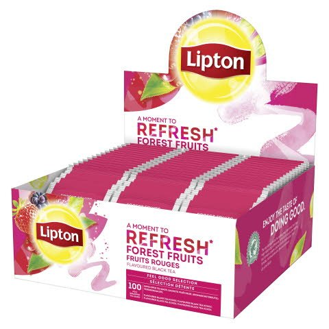 Lipton Forest Fruits te 100ps -