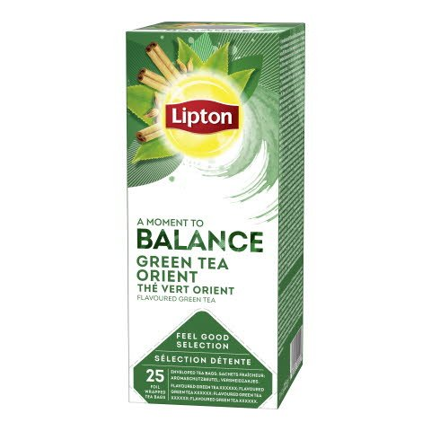 Lipton Green Tchae Orient 25ps