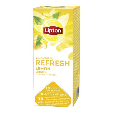 Lipton Lemon 25ps