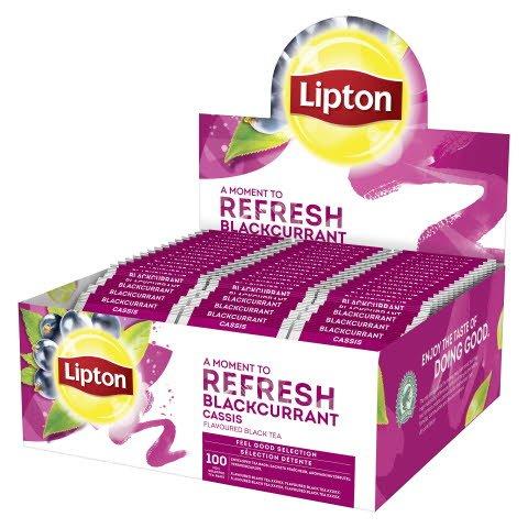 Lipton Solbær te 100ps